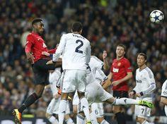 Danny Welbeck(Manchester United) @2013.02.13, CL Round16 1st reg