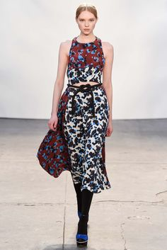 Tanya Taylor Fall 2015 Ready-to-Wear - Collection - Gallery - Style.com