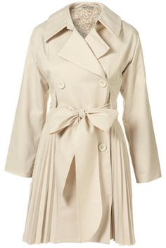 ladylike paris trench coat