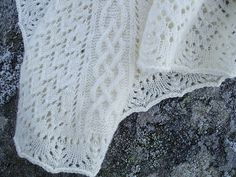 Kysmik Estrid shawl