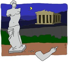 Greece, the Word of the Month by Gymglish.com | Online Language lessons