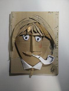 Ritratto in cartone: Barba Pinot