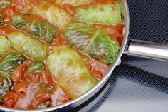 Sarma is the Serbian version of stuffed cabbage.