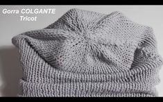Gorra COLGANTE - Tricot I cucaditasdesaluta