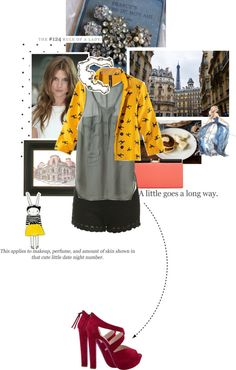 """""""Less is More"""" by sandoler ❤ liked on Polyvore"""