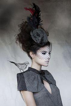 Model Aixa Photo by Joseph Hunwick
