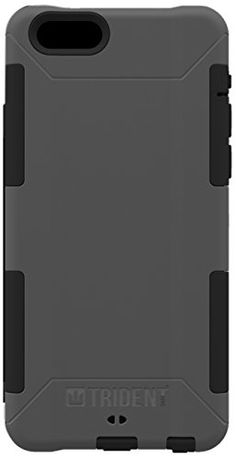 Trident Case 4.7-Inch Aegis Design Series for Apple iPhone 6/6s - Retail Packaging - Grey