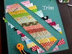 Image result for Patchwork strip technique