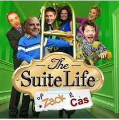 Supernatural- the suite life of zack & cas
