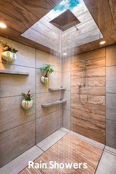 Amazing bathroom shower ideas, On a budget walk in modern bathroom designs DIY Master ceilings, no door and with glass door - Small bathroom shower design Modern Bathroom Design, Bathroom Interior Design, Decor Interior Design, Home Interior, Kitchen Design, New Bathroom Designs, Mansion Interior, Bathroom Images, Modern House Design