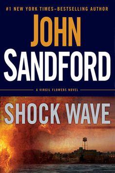 I enjoy John Sandford's 'Virgil Flowers' series, as well as the 'Lucas Davenport' series.