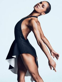 A blurb about Misty Copeland by Nadia Comaneci - Doubley Awesome! #Times100 #Olympics #Ballet
