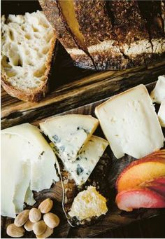 Cheese board ...
