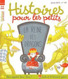 Abonnement magazine Histoires pour les petits