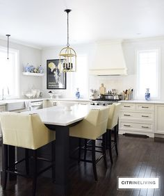 Kitchen Ideas No Wall Cabinets kitchens without upper cabinets. could i do this or would it be a