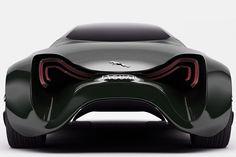 Jaguar XKX Concept..sexy~