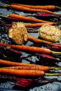 Dé tip voor meer smaak aan je veggies: groenten marineren. Liefst een uur tot een nacht. Daarna kun je ze bakken, roosteren of grillen.