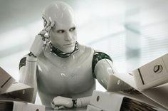 Der Roboter putzt, der Mensch lebt vom Grundeinkommen.  -   Wie sieht unser Alltag 2030 aus? Eine US-Studie widmet sich den Möglichkeiten von künstlicher Intelligenz.