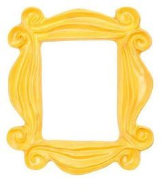 Handmade Yellow Peephole Frame as Seen on Monica's Door on Friends TV Show Cool TV Props Friends Tv Show, Phoebe Friends, Tv: Friends, Friends Cake, Friends Series, Decorative Items, Decorative Accessories, Room Accessories, Monicas Apartment