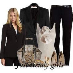 Works wear suits for women | Just Trendy Girls