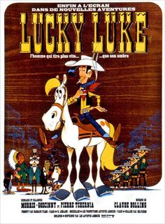 Lucky Luke in Daisy Town Dalton Lucky Luke, Bd Lucky Luke, Dylan Dog, Western Comics, Morris, Claude, Amazing Adventures, Funny Comics, Vintage Ads
