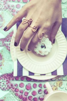 Style, cupcakes, tea