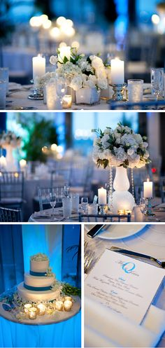 Blue Wedding = LOVE