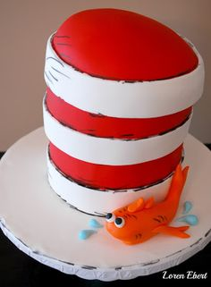The Baking Sheet: The Cat in the Hat Cake!