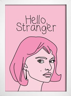 Imagem do Poster Cinema - Closer - Hello Stranger