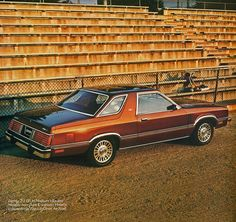 1982 Mercury Zephyr Z-7 GS Coupe (with optional Flip-Up Open Air Roof)