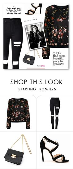 """""""I've Never Met a Strong Person without an Easy Past - Newchic XV"""" by paradiselemonade ❤ liked on Polyvore featuring newchic"""