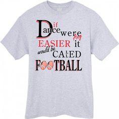 Football T-Shirt Adult Small Dance World Bazaar http://www.amazon.com/dp/B00076ZGII/ref=cm_sw_r_pi_dp_TcIaub041B0P7
