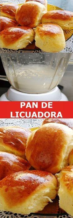 ♨️¡Haga pan en la licuadora🔥