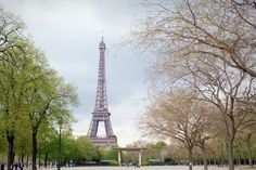 Eiffel Tower, Paris, France. You have to go to this very beautiful city at least once in your life.