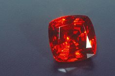 the first mandarin garnets appeared in the gemstone trade a little over ten years ago.