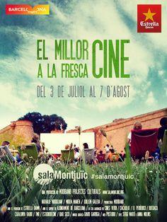 Sala Montjuïc 2015, 3 juliol-7 agost