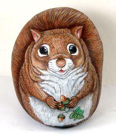 squirrel by sassidipinti, via Flickr
