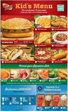 Red Robin's Kid's menu has something for everyone in the family. Including bottomless kid's pasta for those moments Kids Pasta, Chicken Fingers, Kids Menu, All Kids, Good Parenting, Grilled Chicken, Spaghetti, Beverages, Food And Drink