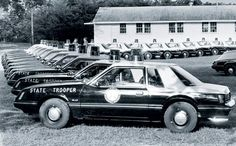 Classic 5.0 Notchback - Florida Highway Patrol