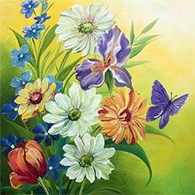 Donna Dewberry painting techniques