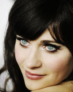 Zooey Deschanel - Actress - Attention Deficit Disorder