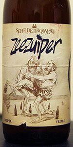 Zeezuiper - Scheldebrouwerij (Belgian beer)
