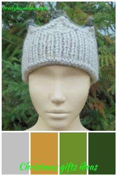 Christmas gifts ideas Crown headband women #christmas #gifts #ideas #crown #headband #tredylacebohostyle