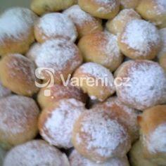 Fotografie receptu: Kynuté svatební koláčky