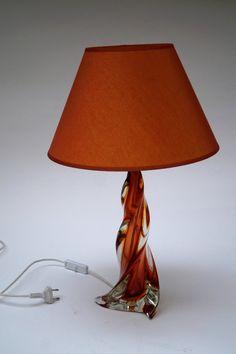 włoska lampa lata 50