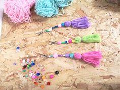 Free tassel keyring drop in mini workshop Saturday January – Made in Ashford January 10, Tassels, Workshop, Drop, Mini, Creative, How To Make, Atelier, Work Shop Garage