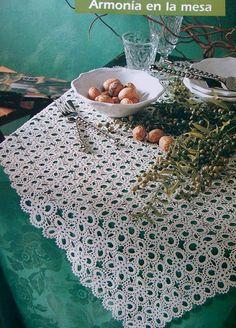 Caminos de mesa - Flavia Luggren - Álbuns da web do Picasa