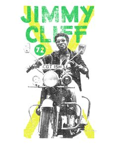 JIMMY CLIFF by Fermin Mata