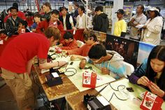 Soldering Classes - News - SparkFun Electronics