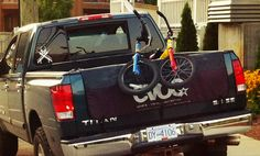 kids like to shuttle bikes too!
